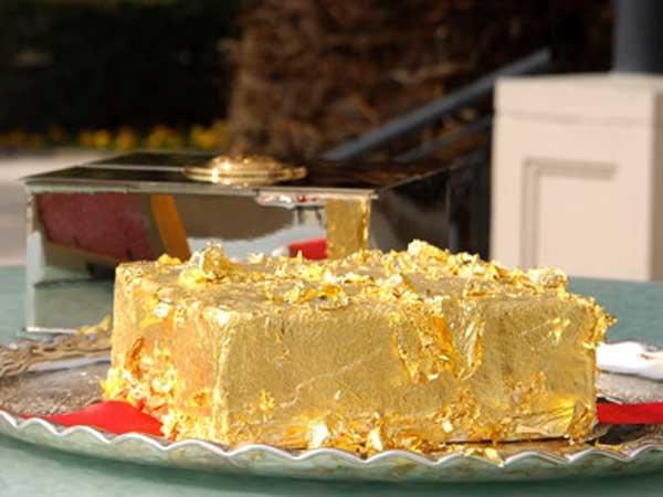 Sultans golden cake